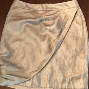 THE LIMITED Size S Light Brown Pencil Skirt New